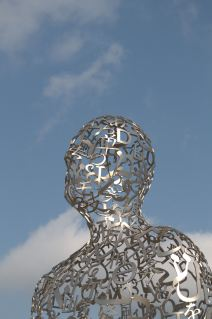 something made of metal