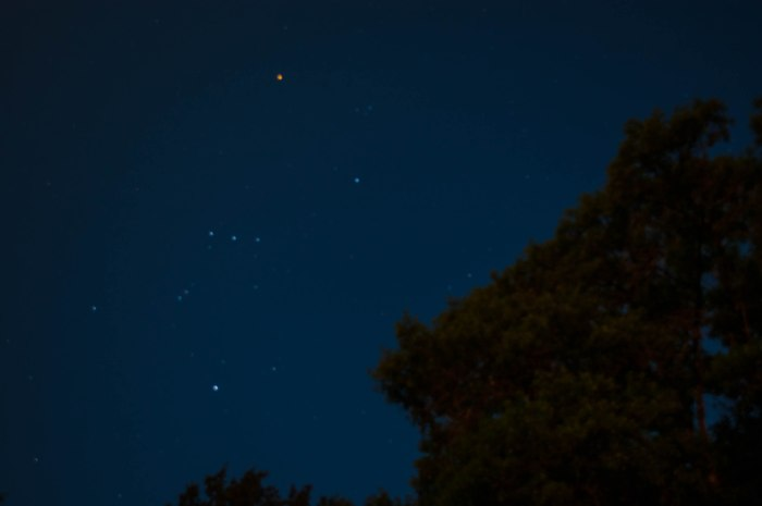 Some of the Evening Stars