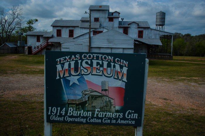 Burton Farmers Gin
