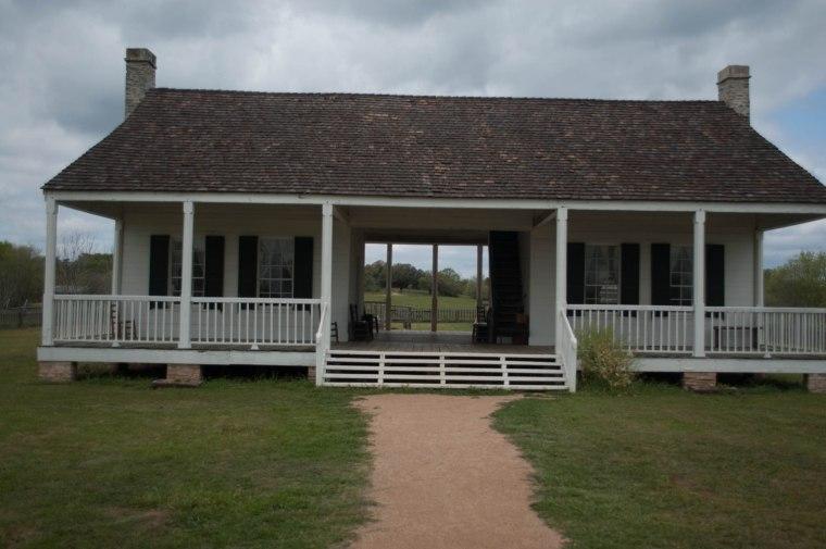 Anson Jones Home