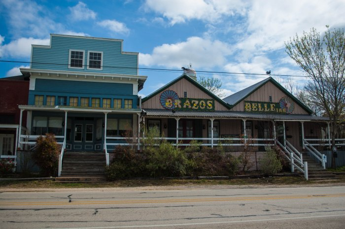 Brazos Belle Store