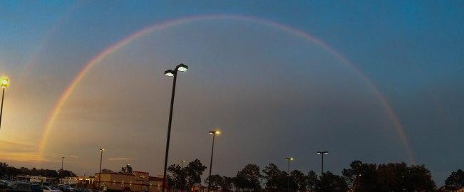 A beautiful Rainbow!
